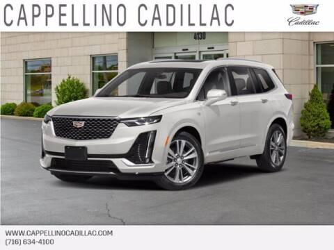 2022 Cadillac XT6 for sale at Cappellino Cadillac in Williamsville NY