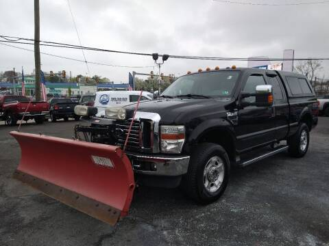 2010 Ford F-250 Super Duty for sale at P J McCafferty Inc in Langhorne PA