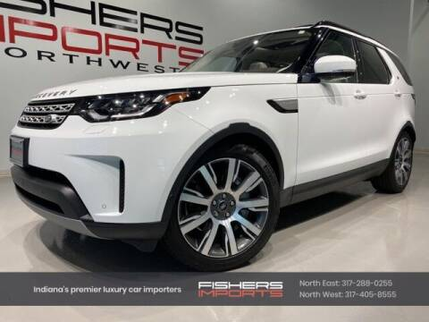 2018 Land Rover Discovery for sale at Fishers Imports in Fishers IN
