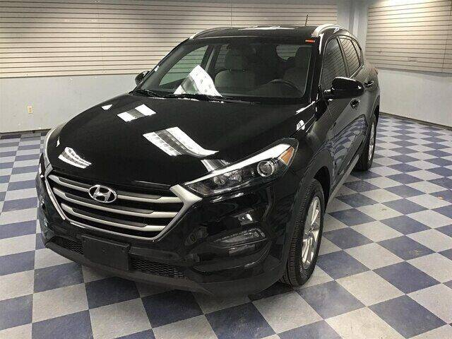 2017 Hyundai Tucson for sale at Mirak Hyundai in Arlington MA