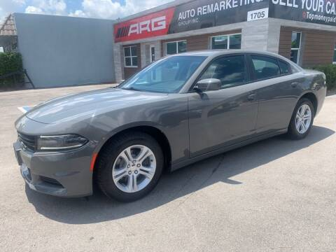 2018 Dodge Charger for sale at Auto Remarketing Group in Pompano Beach FL