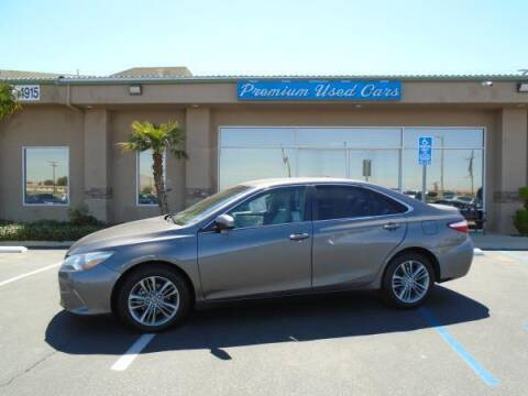 2015 Toyota Camry for sale at Family Auto Sales in Victorville CA