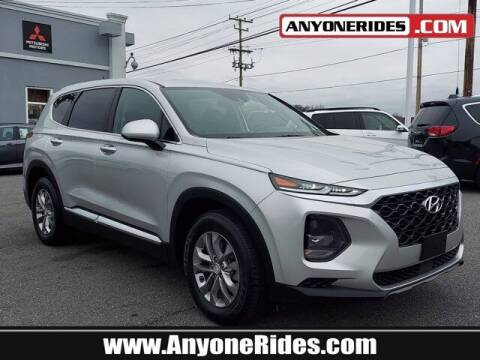 2020 Hyundai Santa Fe for sale at ANYONERIDES.COM in Kingsville MD