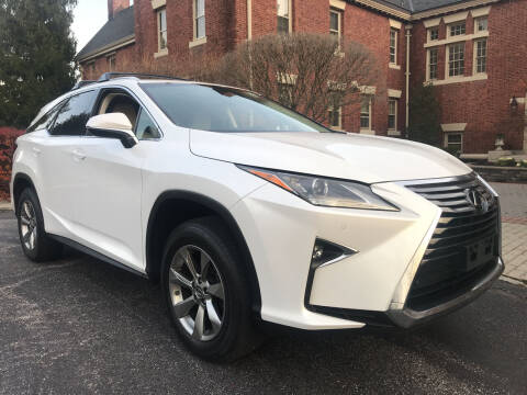 2018 Lexus RX 350L for sale at CARSTORE OF GLENSIDE in Glenside PA
