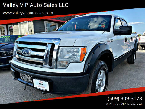 2012 Ford F-150 for sale at Valley VIP Auto Sales LLC - Valley VIP Auto Sales - E Sprague in Spokane Valley WA