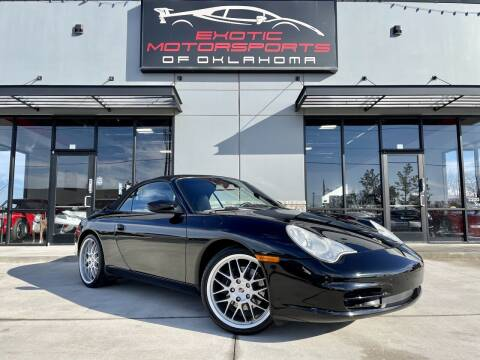 2004 Porsche 911 for sale at Exotic Motorsports of Oklahoma in Edmond OK