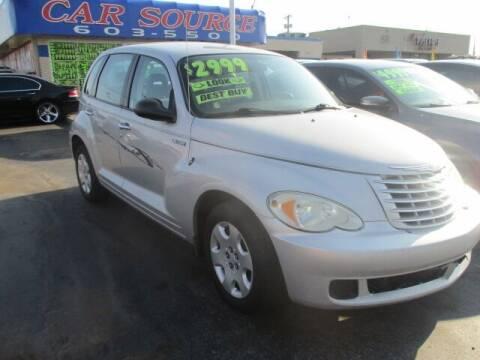 2006 Chrysler PT Cruiser for sale at CAR SOURCE OKC in Oklahoma City OK