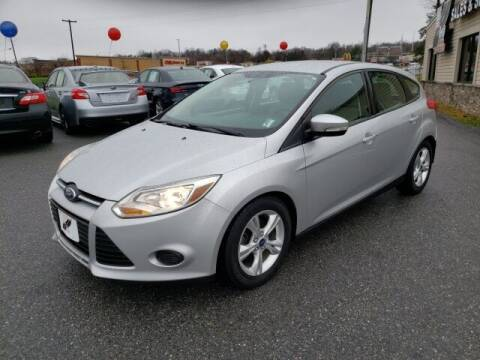 2014 Ford Focus for sale at Hi-Lo Auto Sales in Frederick MD