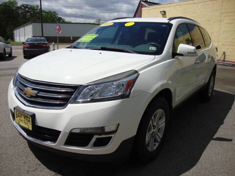2014 Chevrolet Traverse for sale at Easy Ride Auto Sales Inc in Chester VA