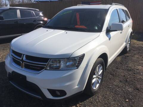 2013 Dodge Journey for sale at MELILLO MOTORS INC in North Haven CT