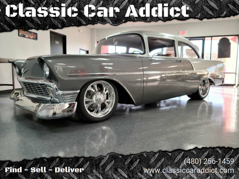1956 Chevrolet 210 for sale at Classic Car Addict in Mesa AZ