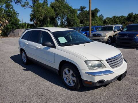 2005 Chrysler Pacifica for sale at Jamrock Auto Sales of Panama City in Panama City FL