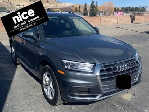 2019 Audi Q5 for sale at PRESTIGE AUTO SALES in Spearfish SD