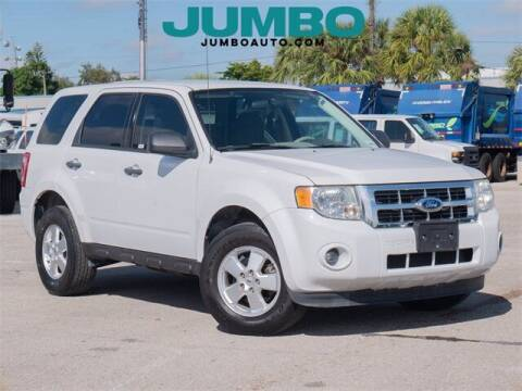 2011 Ford Escape for sale at Jumbo Auto & Truck Plaza in Hollywood FL