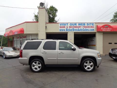 2008 Chevrolet Tahoe for sale at Bickel Bros Auto Sales, Inc in Louisville KY
