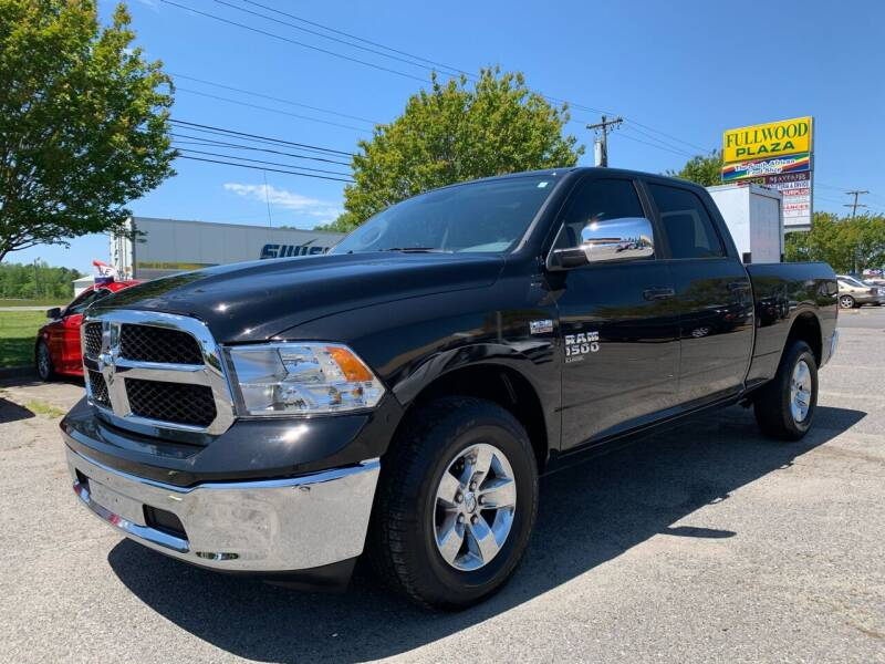 2019 RAM Ram Pickup 1500 Classic for sale at 5 Star Auto in Matthews NC