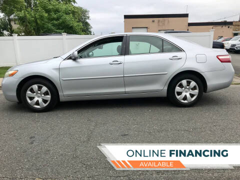 2007 Toyota Camry for sale at New Jersey Auto Wholesale Outlet in Union Beach NJ