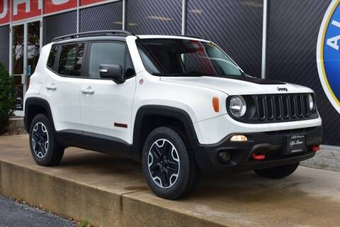 2016 Jeep Renegade for sale at Alfa Romeo & Fiat of Strongsville in Strongsville OH