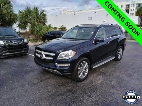 2014 Mercedes-Benz GL-Class for sale at LAKESIDE MOTORS, INC. in Sachse TX