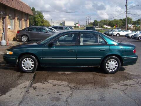 1998 Buick Century for sale at C and L Auto Sales Inc. in Decatur IL
