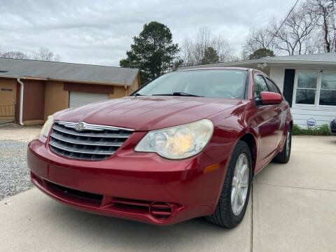 2009 Chrysler Sebring for sale at Efficiency Auto Buyers in Milton GA