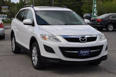 2010 Mazda CX-9 for sale at Amati Auto Group in Hooksett NH