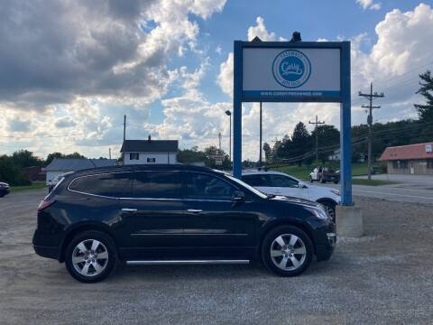 2014 Chevrolet Traverse for sale at Corry Pre Owned Auto Sales in Corry PA