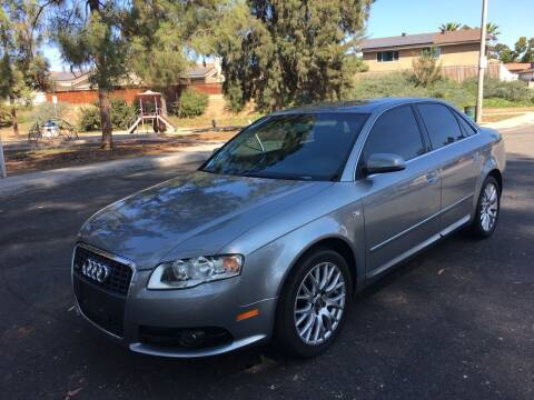 2008 Audi A4 for sale at Gold Coast Motors in Lemon Grove CA
