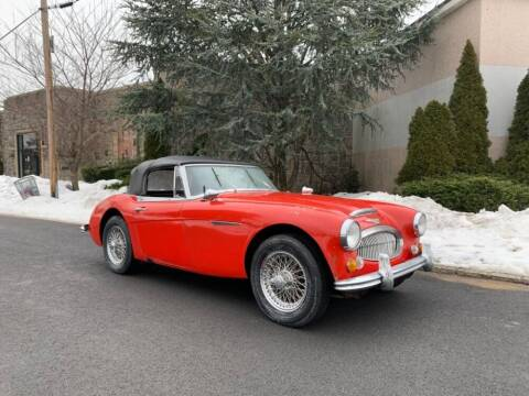 1967 Austin-Healey 3000 BJ8 for sale at Gullwing Motor Cars Inc in Astoria NY