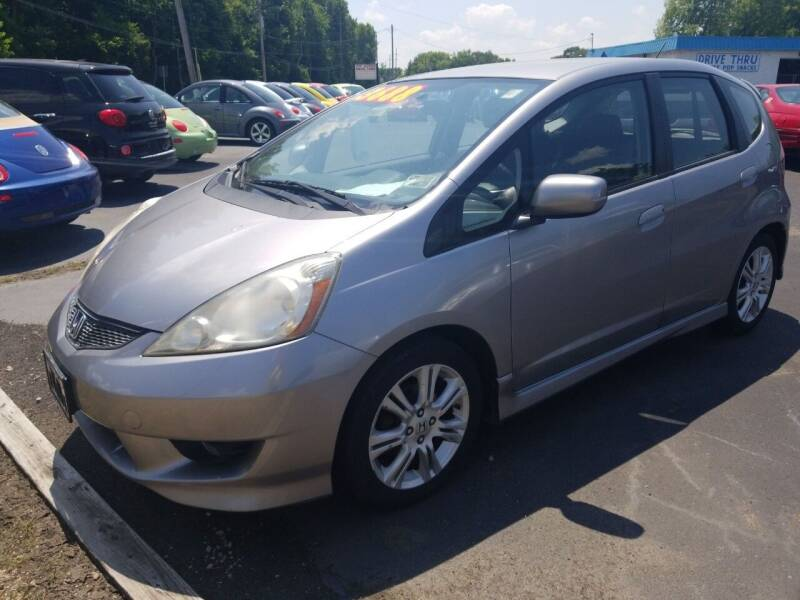 2009 Honda Fit for sale at Germantown Auto Sales in Carlisle OH