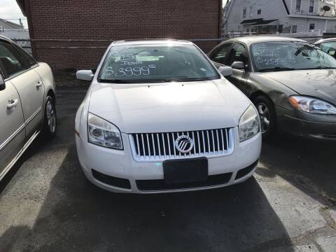 2008 Mercury Milan for sale at Chambers Auto Sales LLC in Trenton NJ