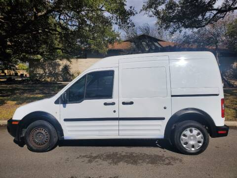2012 Ford Transit Connect for sale at Progressive Auto Plex in San Antonio TX