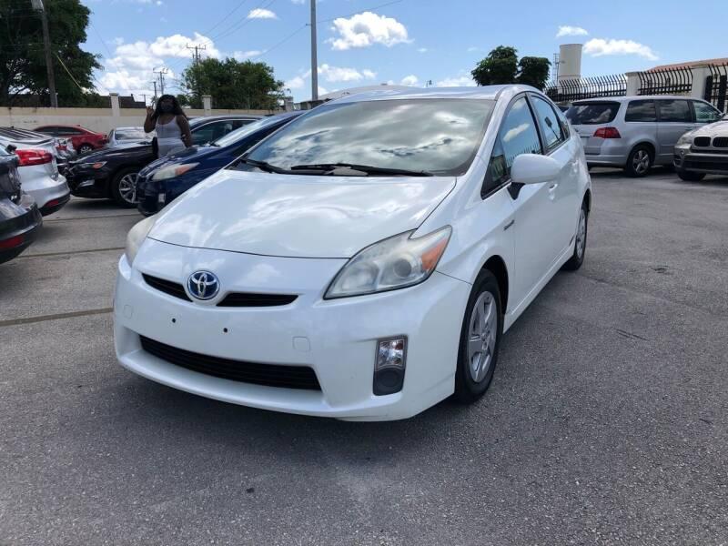 2010 Toyota Prius for sale at Gtr Motors in Fort Lauderdale FL