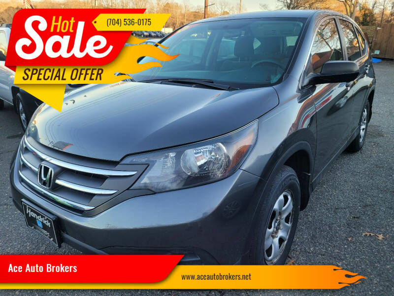 2013 Honda CR-V for sale at Ace Auto Brokers in Charlotte NC