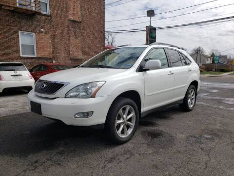 2009 Lexus RX 350 for sale at Innovative Auto Group in Little Ferry NJ