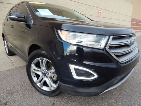 2017 Ford Edge for sale at Altitude Auto Sales in Denver CO