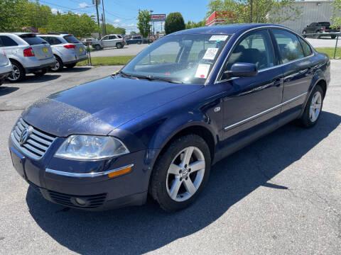 2004 Volkswagen Passat for sale at Diana Rico LLC in Dalton GA