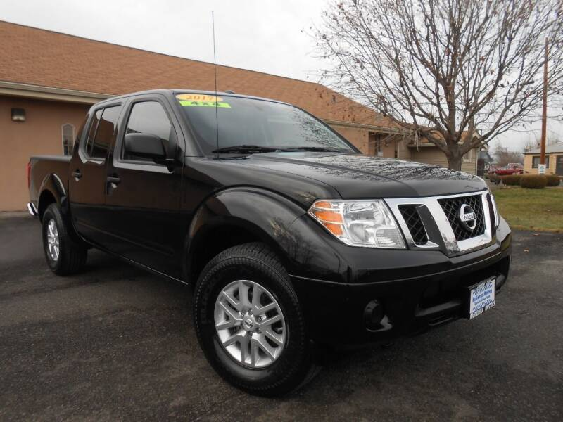 2017 Nissan Frontier for sale at McKenna Motors in Union Gap WA