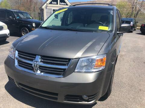 2010 Dodge Grand Caravan for sale at Auto Gallery in Taunton MA