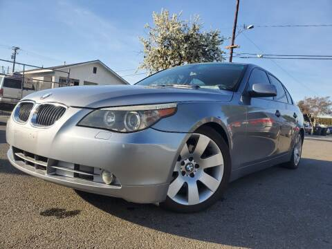 2005 BMW 5 Series for sale at GENERATION 1 MOTORSPORTS #1 in Los Angeles CA