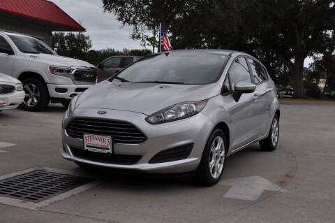 2016 Ford Fiesta for sale at STEPANEK'S AUTO SALES & SERVICE INC. in Vero Beach FL