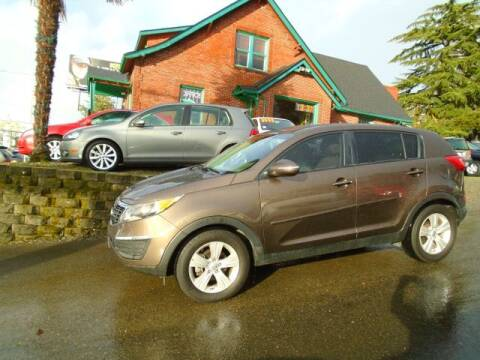 2012 Kia Sportage for sale at Carsmart in Seattle WA