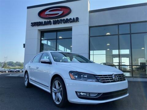 2015 Volkswagen Passat for sale at Sterling Motorcar in Ephrata PA