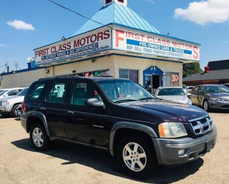 2008 Isuzu Ascender for sale at First Class Motors in Greeley CO