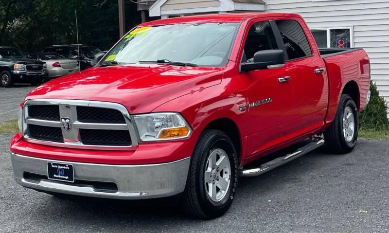 2011 RAM Ram Pickup 1500 for sale at Landmark Auto Sales Inc in Attleboro MA