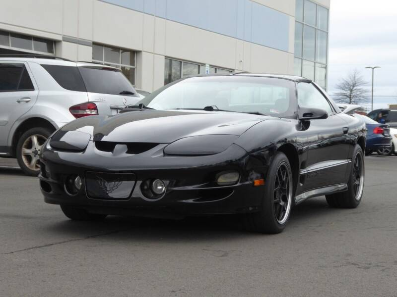 2001 Pontiac Firebird for sale at Loudoun Motor Cars in Chantilly VA