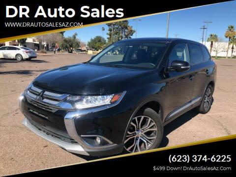 2018 Mitsubishi Outlander for sale at DR Auto Sales in Glendale AZ