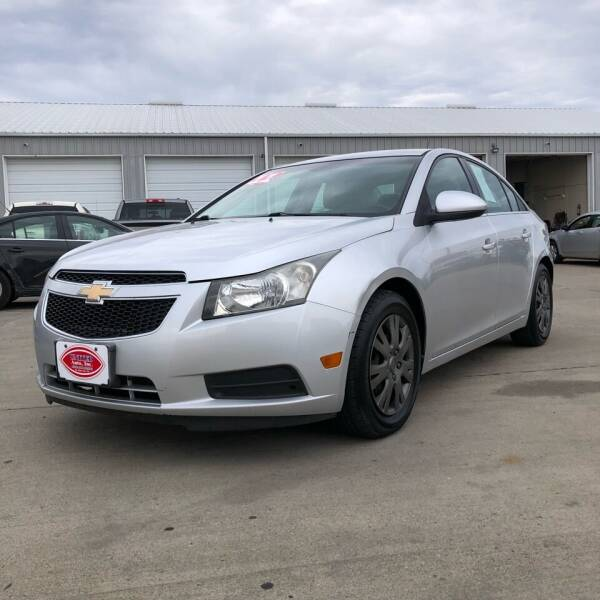 2011 Chevrolet Cruze for sale at UNITED AUTO INC in South Sioux City NE
