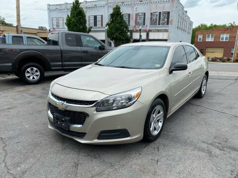 2014 Chevrolet Malibu for sale at East Main Rides in Marion VA
