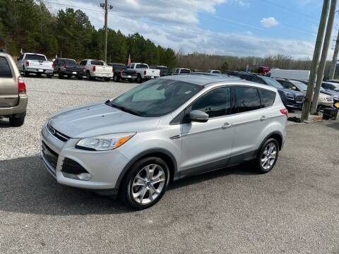 2013 Ford Escape for sale at Billy Ballew Motorsports in Dawsonville GA